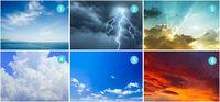 Tes Kepribadian: Langit yang Mana Menurut Kamu Terlihat Paling Indah?