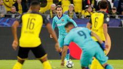 Griezmann: Barcelona Tidak Menyulitkan Dortmund