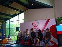 Konferensi Pers Single Perdana MLD Jazz Project Season 4