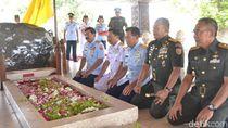 Sambut HUT ke-74 TNI, Panglima Ziarah ke Makam Bung Karno