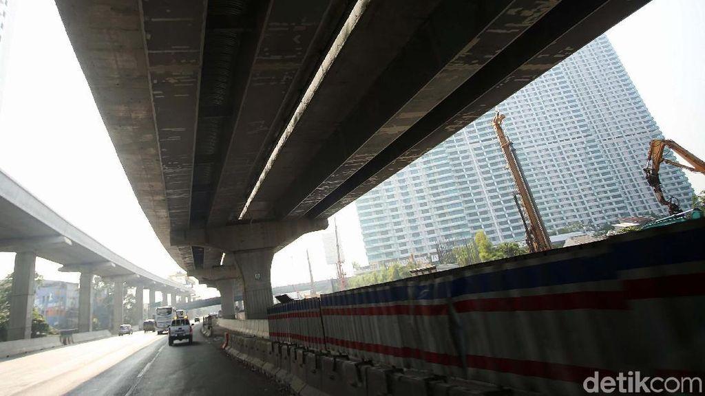Tol Layang Terpanjang di RI Segera Dibuka, Dipakai Gratis Sebulan