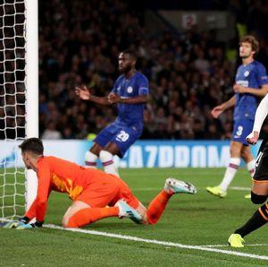 Chelsea Vs Valencia: Debut Lampard di Liga Champions Berakhir Kekalahan