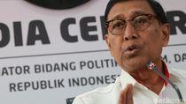 Wiranto Kupas Pasal Per Pasal dalam UU KPK Baru yang Jadi Kontroversi