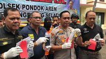 Perampok Driver Taksi Online di Bintaro Sudah 2 Kali Beraksi