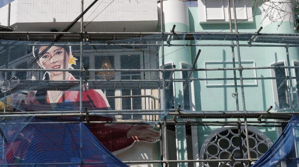Dikecam, Restoran Korsel Copot Foto Pemimpin dan Bendera Korut