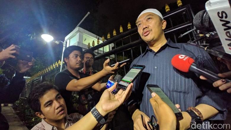 Menpora Konsultasi ke Jokowi soal Nasib Jabatan Usai Jadi Tersangka KPK