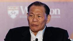 Sukanto Tanoto dan Konsesi Lahan Ibu Kota Baru yang Dulu Milik Adik Prabowo
