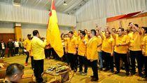Fungsionaris Golkar Minta Jokowi Larang Airlangga Rangkap Jabatan