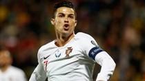 Cristiano Ronaldo dan Fakta-Fakta Menariknya