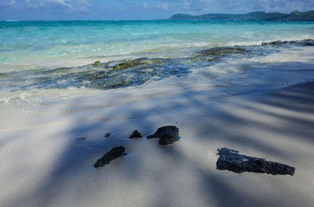 This photo was shot in an island of Saipan.