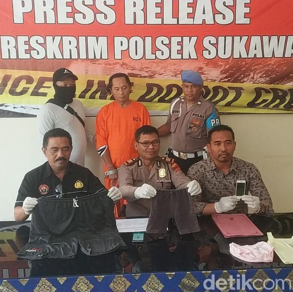 Perkosa Bocah 9 Tahun, Sopir di Bali Ditangkap