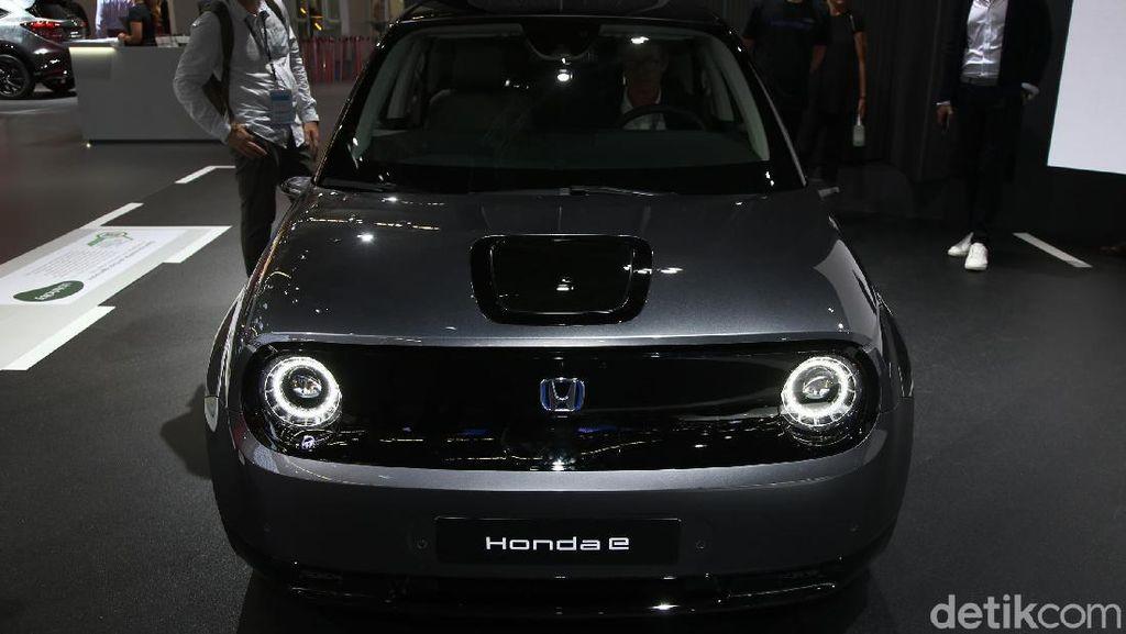 Dapat Gelar Mobil Terbaik di Jerman, Mobil Mungil Honda Ini Tak Kunjung Dijual di RI