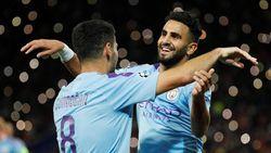 City Unggul 2-0 atas Shakhtar di Babak Pertama