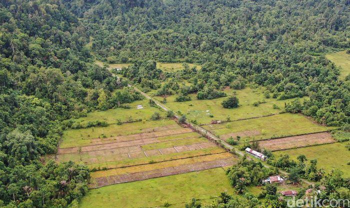 Tim Tapal Batas detikcom berkesempatan menjajal mulusnya jalan dari Kota Sinabang hingga ke Simeulue Barat melalui jalur darat.