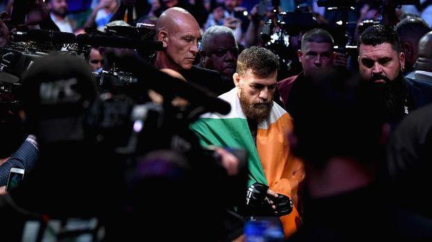 Conor McGregor akan melawan Donal Cerrone pada 18 Januari 2020.