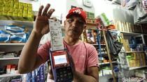 Transaksi Elektronik BRILink Kalahkan 42 e-Money