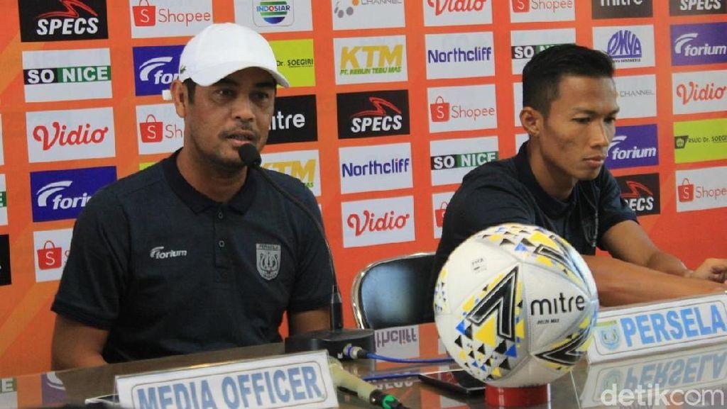 Persela Ingin Lanjutkan Rekor Positif Saat Jamu Arema FC