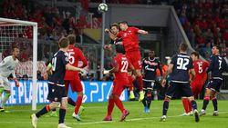 Bayern Munich vs Red Star: Die Roten Menang 3-0