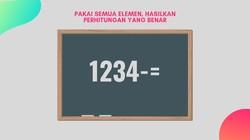 Teka-teki matematika ini bisa dipecahkan dengan ilmu yang biasa dipelajari anak-anak di tingkat Sekolah Dasar (SD). Apakah kamu bisa menjawabnya?