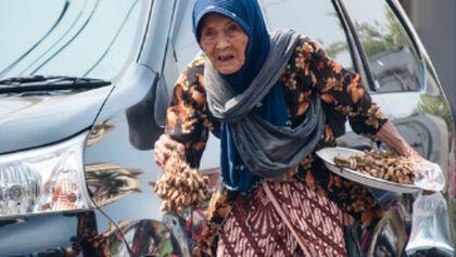 Si Penjual Kacang