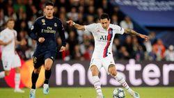 PSG Vs Madrid: Di Maria Bawa Les Parisiens Memimpin 2-0 di Babak I