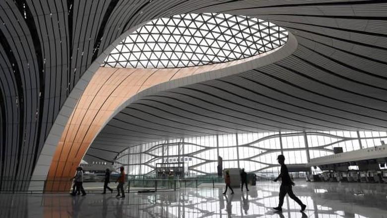 Bandara Daxing Beijing