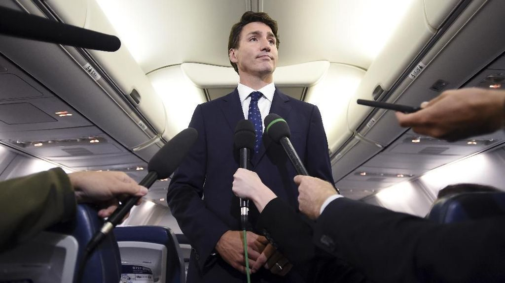 PM Kanada Minta Maaf Atas Foto Rasis Aladdin di Masa Lalu