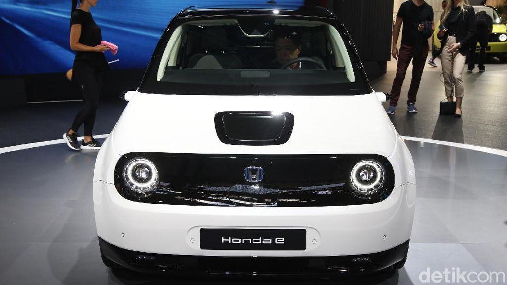 Honda Tak Merasa Ketinggalan Soal Mobil Listrik di Indonesia