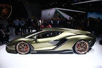 Lamborghini Sian, Belum Ada Modelnya pun Sudah Laris Duluan