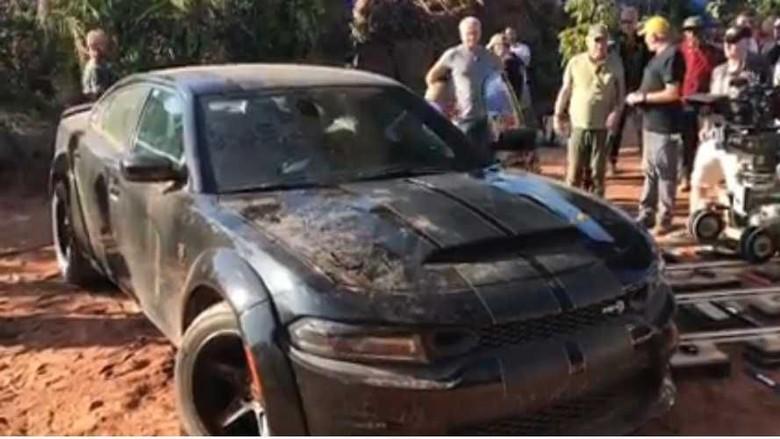 Mobil Dominic Toretto di Fast Furious 9. Foto: Istimewa