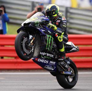 Aragon Trek Sulit bagi Rossi, Bagaimana Hasil di Akhir Pekan?
