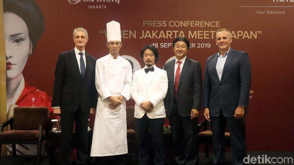 Cita Rasa Asli Negeri Sakura Dihadirkan Dalam When Jakarta Meets Japan