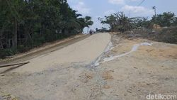 Perjalanan Darat dari Balikpapan ke Sepaku, Kawasan Ibu Kota Baru