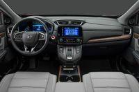 Honda CR-V Bersolek, Ada Versi Hybrid