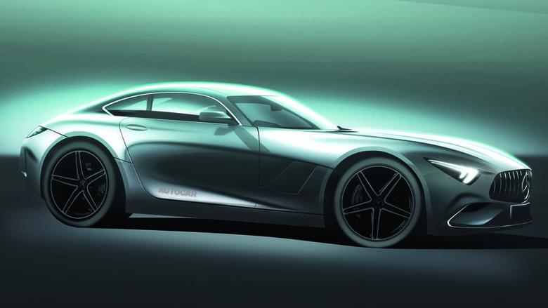 Mercedes-AMG Foto: Pool (Autocar)