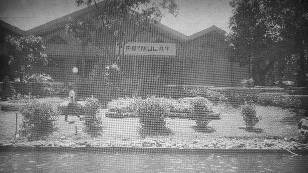 Gedung Aneka Ria Srimulat yang berlokasi di kawasan Senayan.