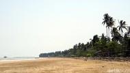Foto: Pantai di Ibu Kota Baru, Seperti Milik Pribadi