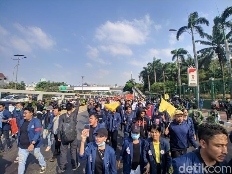 Seputar Demo Mahasiswa yang Tolak RUU KUHP dan Revisi UU KPK