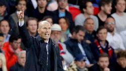 Zidane Akui PSG Superior atas Madrid