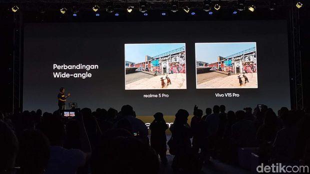 Membahas Empat Kamera Belakang di Realme 5 Pro