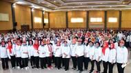 Bareng Ibu Negara, Atalia Kamil Resmikan Gerakan Indonesia Bersih
