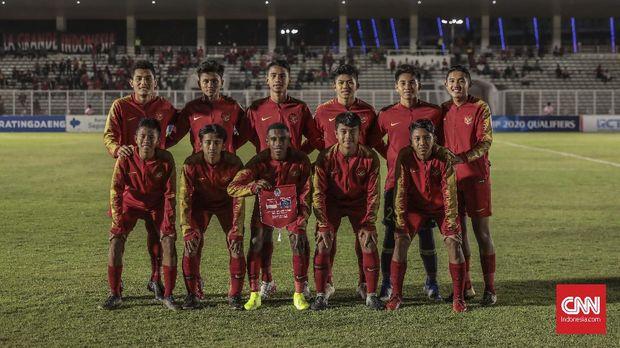 Timnas Indonesia U-16 saat ini berada di puncak klasemen Grup G Kualifikasi Piala Asia 2020.