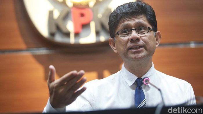 Wakil Ketua KPK Laode M Syarif/Foto: Ari Saputra