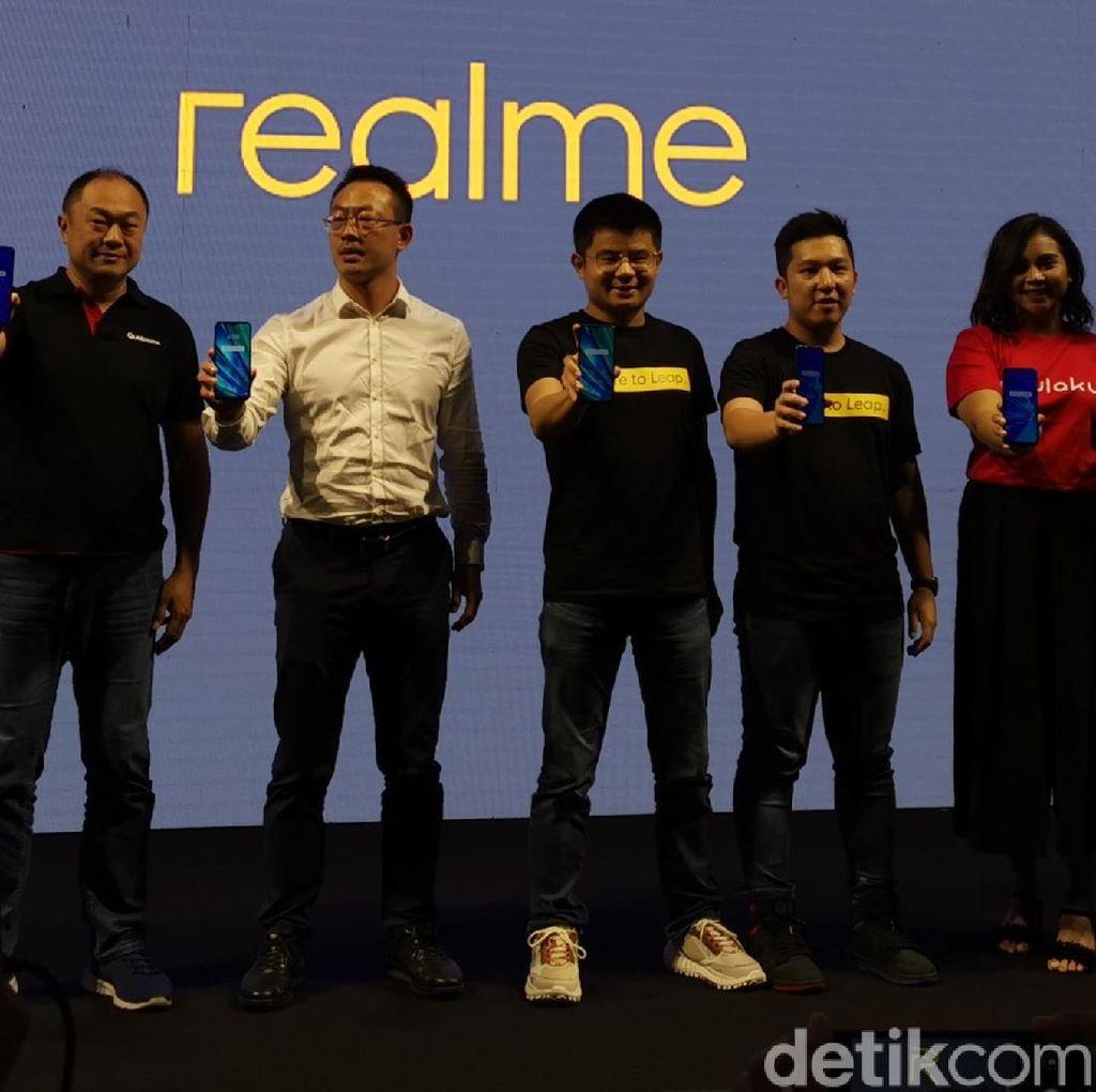 Realme 5 dan 5 Pro Resmi Dirilis, Ini Spesifikasinya