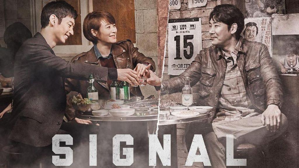 Deretan Film dan K-Drama yang Diangkat dari Kasus Pembunuhan Hwaseong