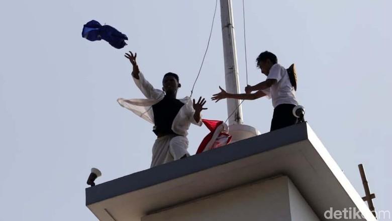 Mengenang Perobekan Bendera Belanda di Surabaya