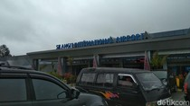 Kabut Asap, Wings Air Gagal Mendarat di Bandara Silangit Sumut