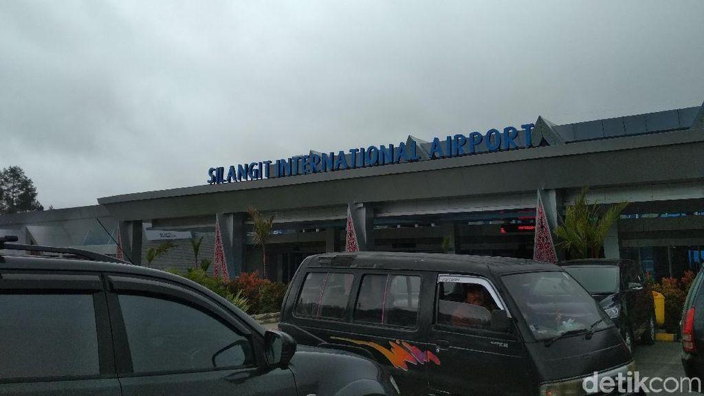 Kabut Asap, Wings Air Gagal Mendarat di Bandara Silangit Sumut