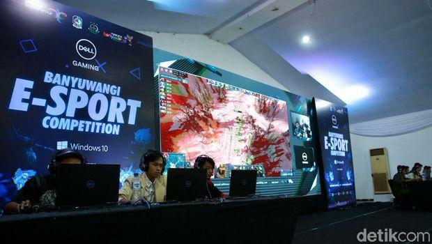 Banyuwangi Gelar Kompetisi eSport