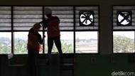 Siswa SMK Pasang Penyaring untuk Antisipasi Polusi Udara